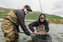 Teaching the next generation of guides in Bristol Bay