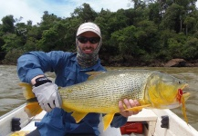 Fly-fishing Situation of Golden Dorado shared by <strong>Chip</strong> Drozenski
