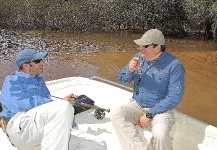 Fly-fishing Situation of Golden <strong>Dorado</strong> shared by Martin Tagliabue