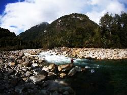 Rio Puelo Chile, Chile