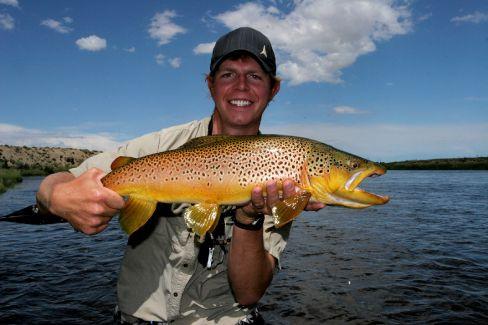 JH Trout Fly Fishing/ Neil Chamberlin