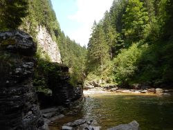 Alpine creek, Couple of hours from Garda lake, Trentino-Alto Adige, Italy