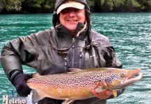 Fly-fishing Photo of Sea-Trout shared by Yelcho En La <strong>Patagonia</strong> – Fly dreamers