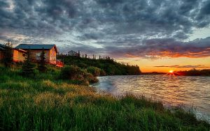 Alaska Trophy Adventures Lodge