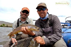 Esteban Urban - SouthernLoops Fly Fishing