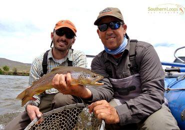 Esteban Urban - SouthernLoops Fly Fishing