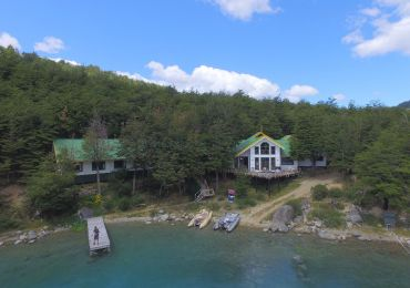 Patagonia Baker Lodge