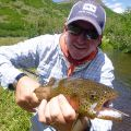 Dry Fly Fishing on the Yampa