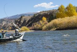 Colorado River, Vail,Beaver Creek, Colorado, United States