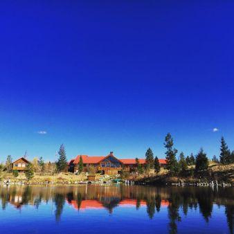 Stoney Lake Lodge - Douglas Lake Ranch
