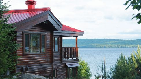 Beauchene Wilderness Lodge