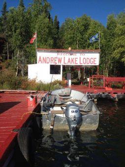 Andrew Lake Lodge