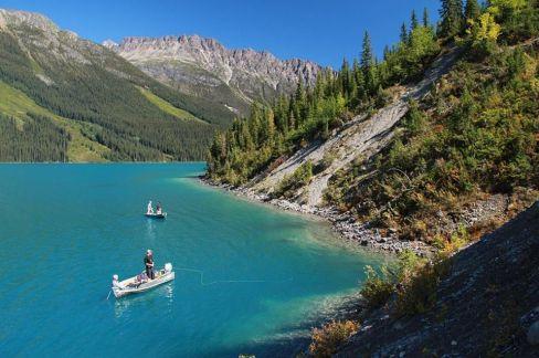 Fortress Lake Retreat