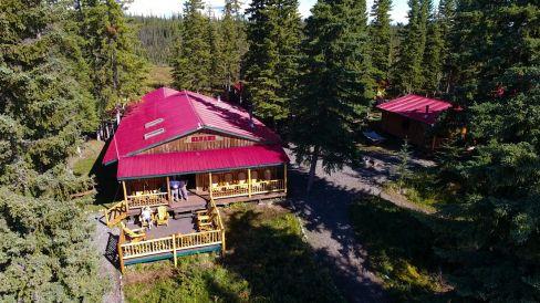 Kluane Wilderness Lodge