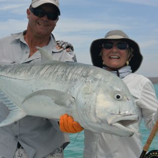 Exmouth Australia - Saltwater fly fishing's hidden gem