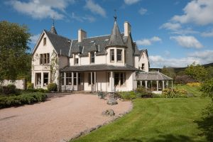 Glencalvie Lodge