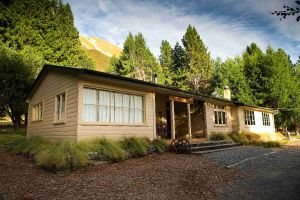 Ahuriri River Lodge