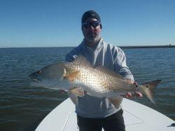 Redfishing the NOLA Marshes