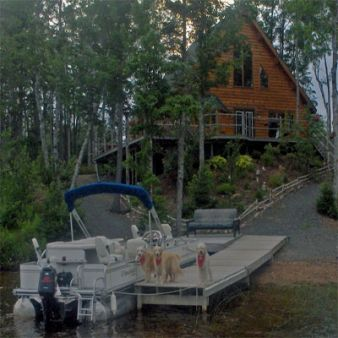 Silver Cross Fishing Lodge