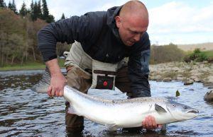 Salmon Fishing Holidays Scotland