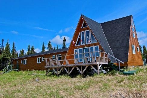 Eagle River Trout Lodge