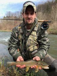 Spring Creek, Bellefonte, Pennsylvania, United States