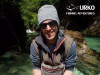 Fly Fishing - Koritnica - Urko Fishing Adventures - Slovenia