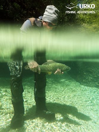 #keepemwet and Catch & release them for next generations