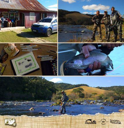 Sempre tratados como família e recebidos com todo o carinho e atenção. Nossa equipe e eu, em nome da FishTV, agradecemos por todo o suporte da Pousada Fazenda Potreirinhos. Até a próxima!