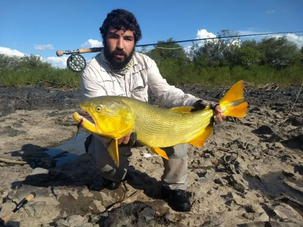 Primer pesca del año!!!