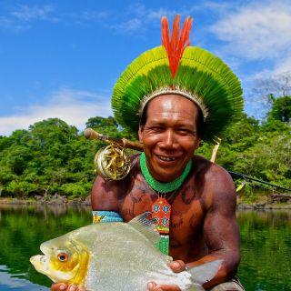 Pacu - Kendjam  Brazilian Amazon