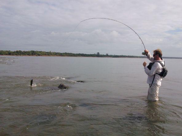 """PARTICIPA DEL SORTEO DE UNA EXCURSIÓN DE PESCA en """"Salto Chico Uruguay"""" con Best Dorado Fishing http://bestdoradofishing.com/nueva/noticias.php"""