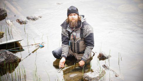 Fiske i Jämtland