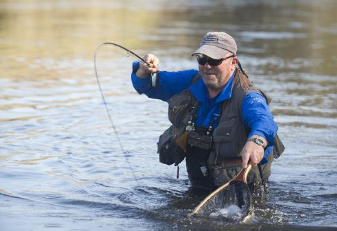 The Durham Fly Fishing Company  Head Guide: Stuart Wardle