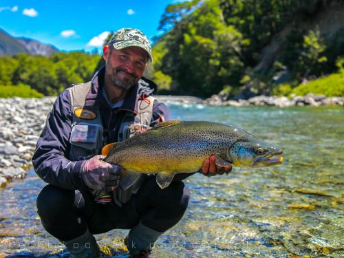 Fd: How were your beginnings in fly fishing? Mike: My life as a fly fisherman started when I was 14 years old, annoying the local estuary population of all manner of fish, including the occasional sea-run brown trout. Once I started working at age 17, I w...