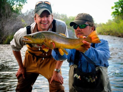 Fd: First, why do you think every fly fisherman should visit Wyoming at least once?Lack of other people.  Wyoming is the least populated state in the Union and there seems to be a direct correlation between the quality of a fishery and that fishery's pr...