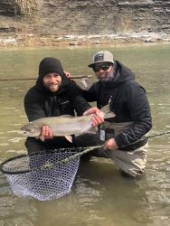 Fly Fishing in Pennsylvania with Keystone Anglers Guide Service