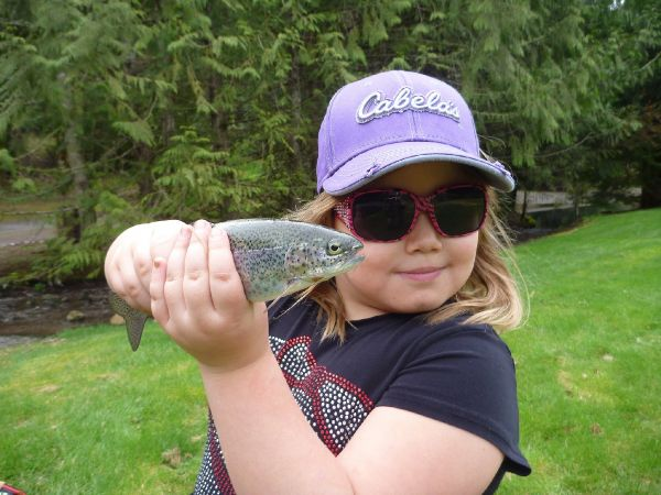 Fly Fishing with Jo