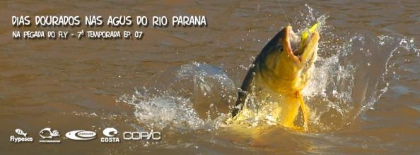 Dourados on the fly in Argentina!