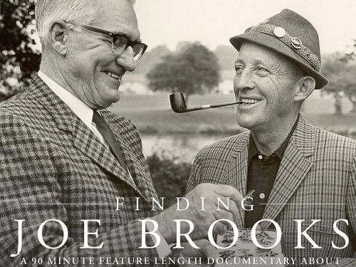 The long-awaited documentary about Joe Brooks, one of the biggest names in the history of fly fishing, has premiered on the Outdoor Channel (USA) with glowing reviews some months ago and is now available online for everyone to watch (