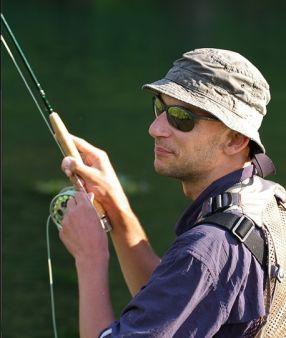 Go Fly Fishing Slovenia, Saša Erlih