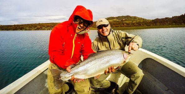 bestia de rio pico pescada por nuestro amigo marcelo