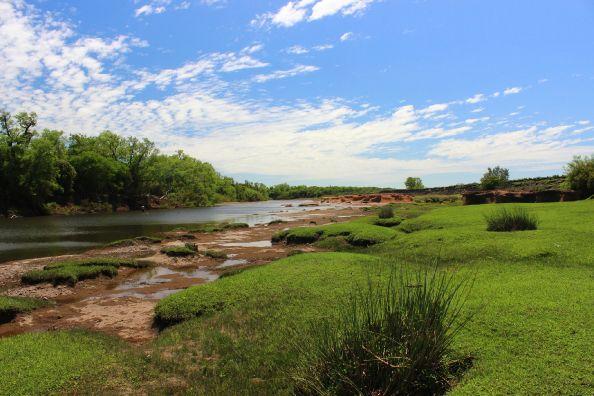 Amazing Wading Waters. Uruguay !