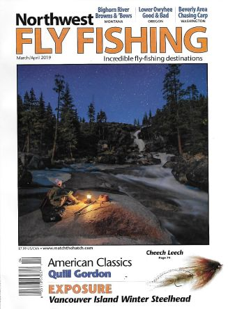 Fly Fishing the Troutless River just got reviewed in Northwest Fly Fishing (it should be in Southwest Fly Fishing and Eastern Fly Fishing for those in other parts of the country).