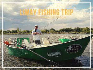 Javier vera. Limay Fishing Trip