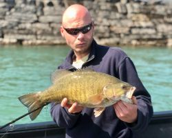 Attempting a New Smallmouth Bass World Record – Fly Tackle