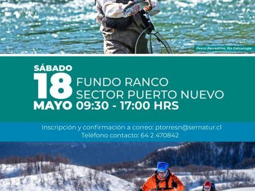 DESTINO CUENCA DEL LAGO RANCO. III EXPO PESCA RECREATIVA Y TURISMO AVENTURADESTINO CUENCA DEL LAGO RANCO 🚴♂️🏂🐟🚵♂️Amigoos!!! Los invitamos a la III Versión de la Expo Pesca Recreativa y Turismo Aventura, en el marco del Programa de Ges...