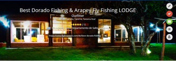 Best Dorado Fishing Lodge   -- Visítanos!!!
