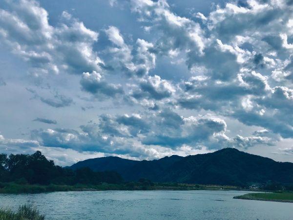 River photos.
