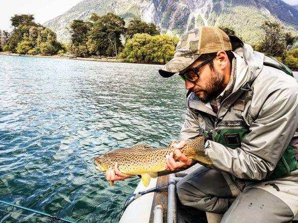 Matapiojo Lodge - Chilean Patagonia Catch and release